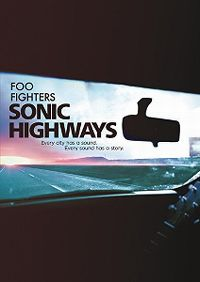 Cover Foo Fighters - Sonic Highways [DVD]
